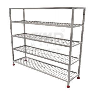 CSSD Linen Storage Rack