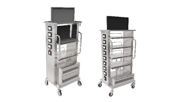 Laparoscopic Monitor Trolley