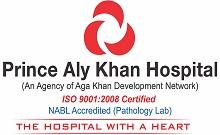 PRINCE ALY KHAN hosipital