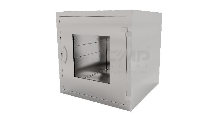 Pass Box Static Dynamic