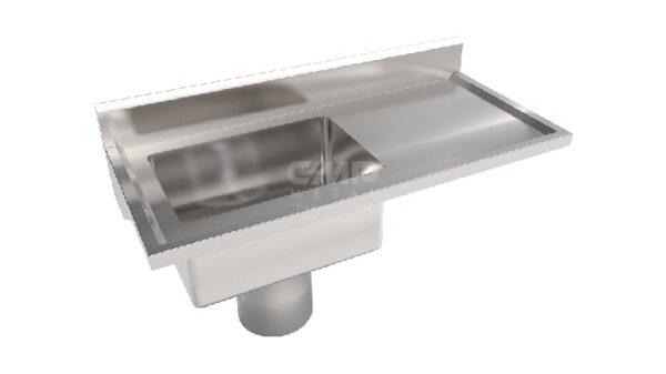 Plaster Sink