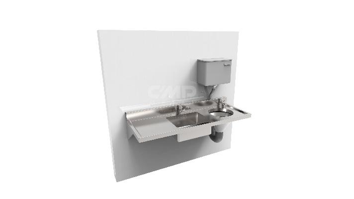 Sluice Sink Dirty Utility Sink