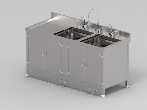 Instrument Washing Sink -1
