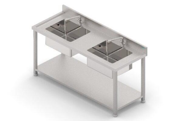 Washing Sink CMP Metal